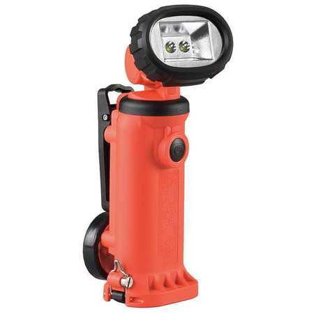 STREAMLIGHT Indst Hands Free Light,LED,Orange 91644