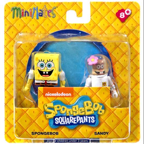 Spongebob Squarepants Minimates série 1 Spongebob Squarepants