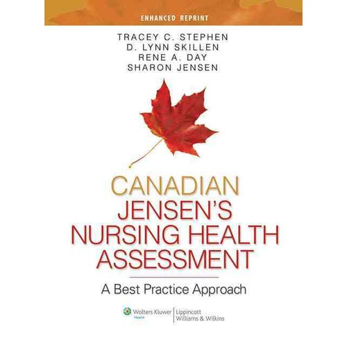 Canadian Jensen Nursing Health Assessment Text & Lab Manual Package