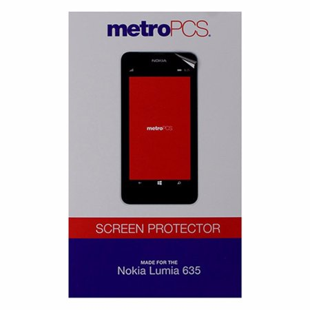 Metropcs Screen Protector For Nokia Lumia 635   Clear