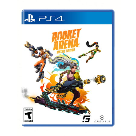 Rocket Arena Mythic Edition, Electronic Arts, PlayStation 4 Pokemon Team Rocket 1st Edition