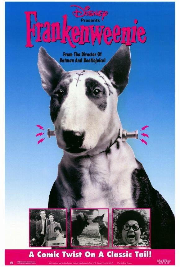 Frankenweenie (1984) 27x40 Movie Poster - Walmart.com