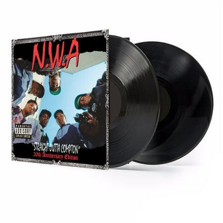 Straight Outta Compton: 20th Anniversary Edition (Vinyl) (explicit)](Straight Outta Compton Halloween)