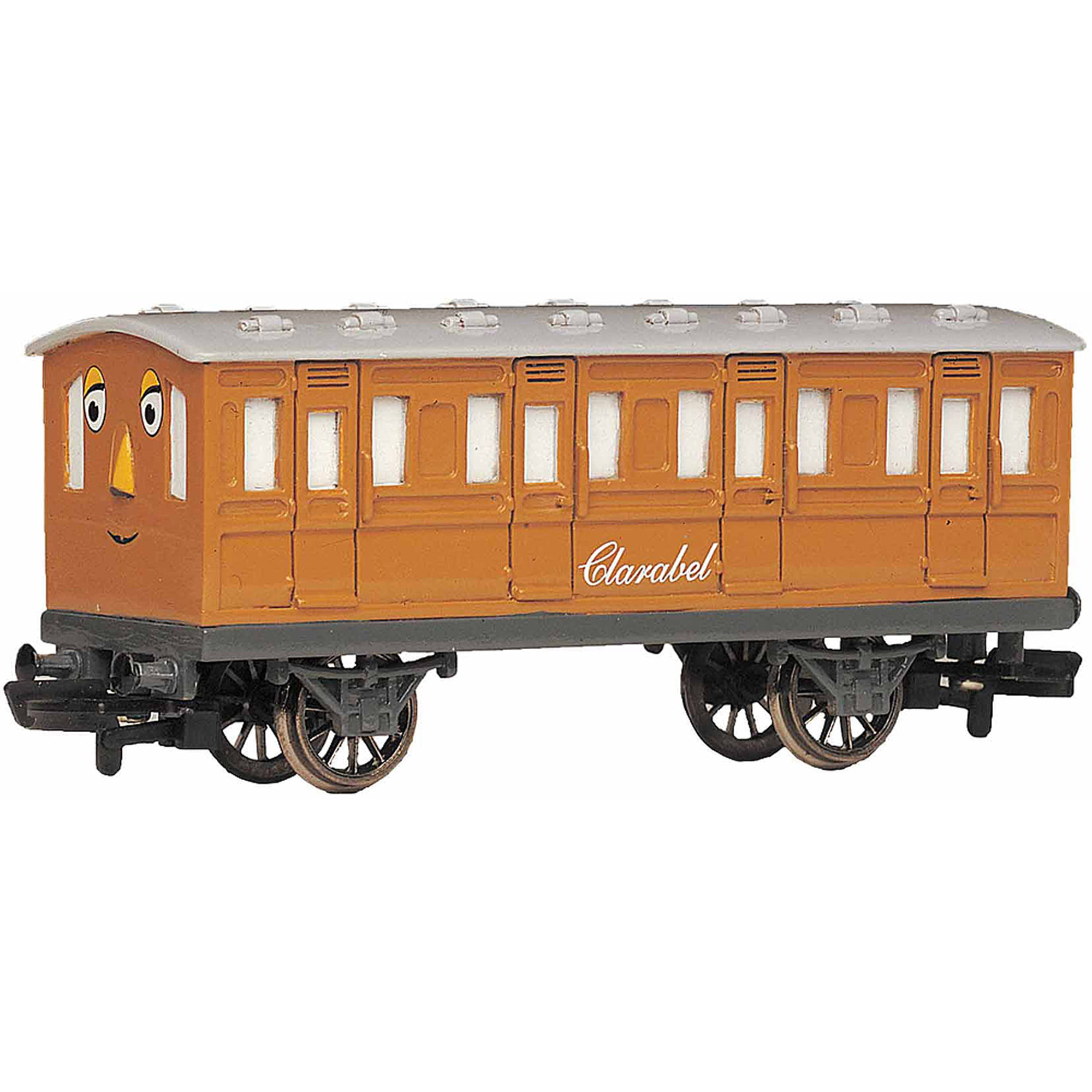 Bachmann Trains Thomas and Friends Clarabel Coach, HO Scale Train by Bachmann