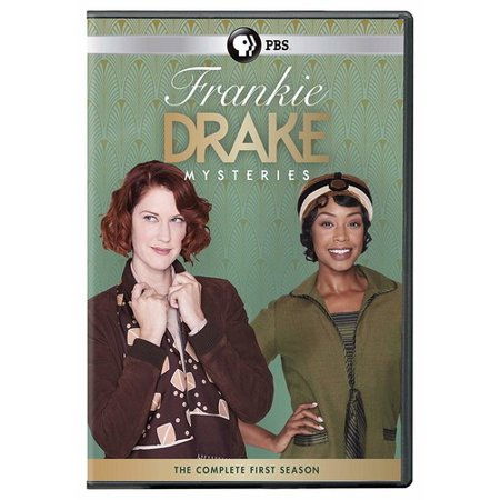 The Office Dwight Halloween Costume (Frankie Drake Mysteries: The Complete First Season)