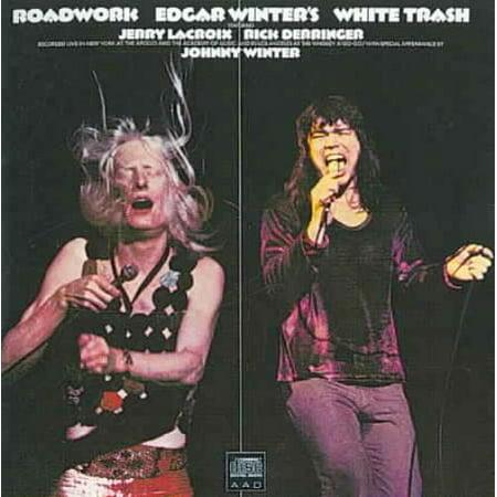 Edgar Winter/Edgar Winter's White Trash Roadwork CD - image 1 de 1