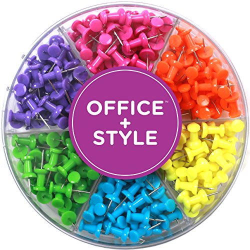 Office+Style Push Pins