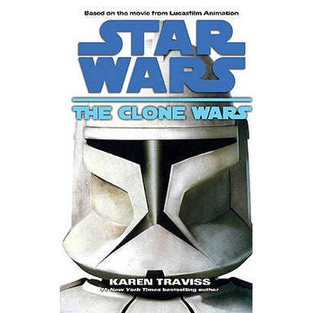 Star Wars: The Clone Wars (Paperback) (Clone Wars Wall)