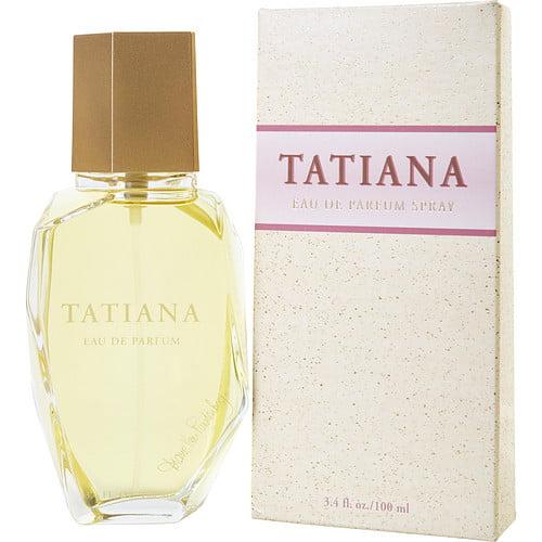 Tatiana Eau De Parfum Spray 3.4 Oz By Diane Von Furstenberg