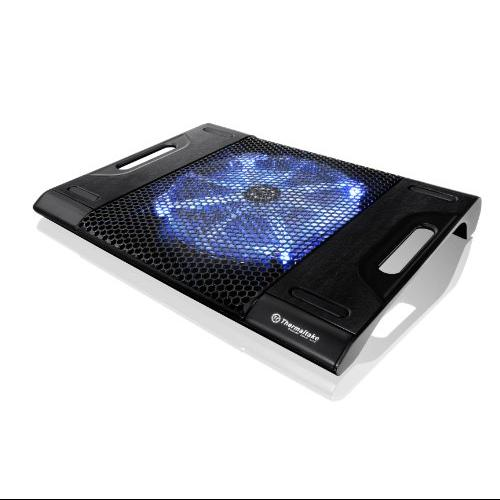 Thermaltake Massive23 Lx Cooling Stand 1 Fan(s) - 600 Rpm - Aluminum, Plastic