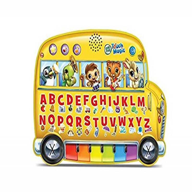 LeapFrog Touch Magic Learning Bus by LeapFrog