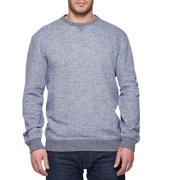 Weatherproof Vintage Men's Crew Neck Sweatshirt (X-Large, Navy Heather)