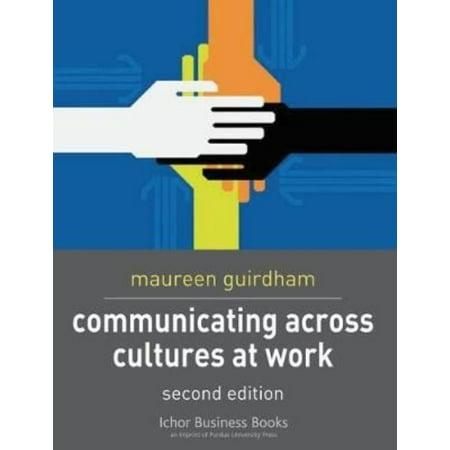 Communicating Across Cultures   Guirdham  Maureen