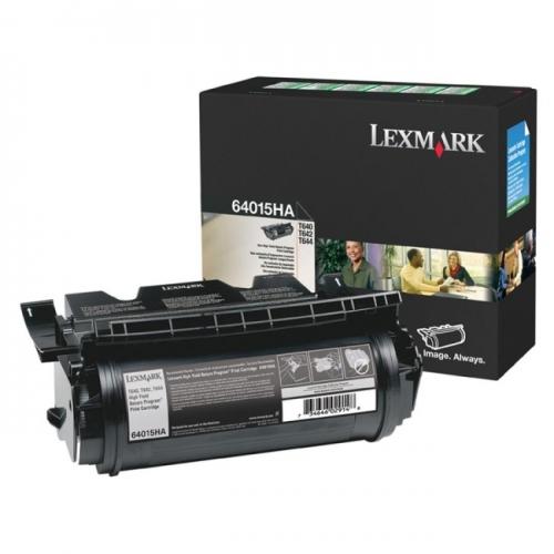 Lexmark High Yield Return Program Print Cartridge - image 1 of 1