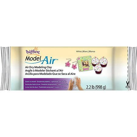 Model Air Clay, 2.2 lbs