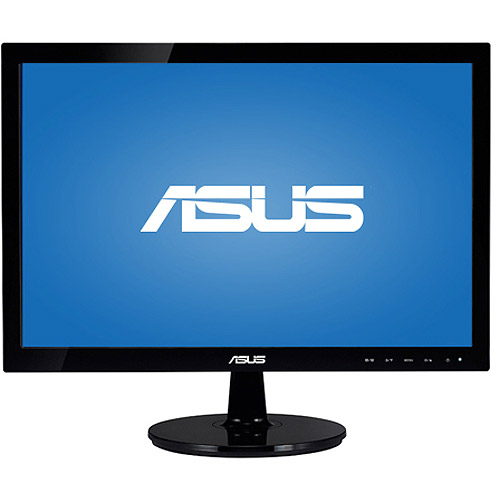 "Asus 19"" Widescreen LED Monitor (VS197T-P Black)"