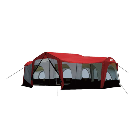 Tahoe Gear Carson 3 Season 14 Person Large 25 x 17.5 Ft Family Cabin Tent,