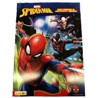 Coloring Book - Spiderman - 128p Jumbo Coloring and Activity Book