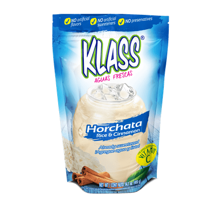 Klass Horchata Naturally Flavored Drink Mix
