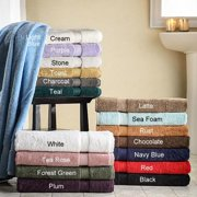 Simple Elegance Superior Collection Luxurious 900 GSM Egyptian Washcloths (Set of 6)