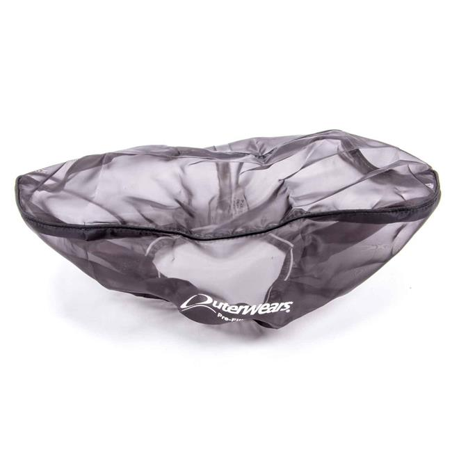 Outerwears OUT10-2790-01 5 in. Oval Pre-Filter, Black - image 1 de 1