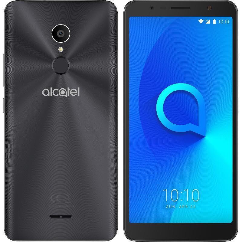 "Alcatel 3C 5026D 6.0"" 3G Dual Sim Octa-Core 16Gb + 1GB RAM 13Mp + 8Mp Dual Led Factory Unlocked Smartphone (Black)"