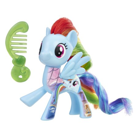 My Little Pony The Movie Rainbow Dash Mini Figure