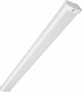 NUVO Lighting 4 Foot LED Ceiling Wrap Fixture with Motion Sensor
