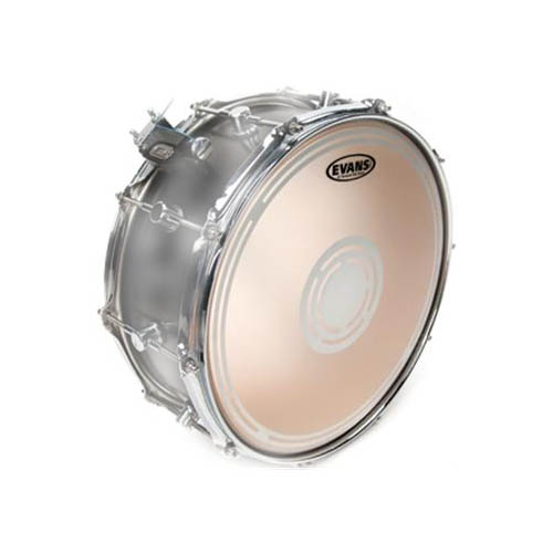 "Evans EC1 Reverse Dot Snare Batter Drum Head - 14"""