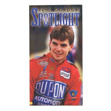 1994 Press Pass Optima XL #26 Jeff Gordon Spotlight Racing (Press Pass Racing Hobby Box)