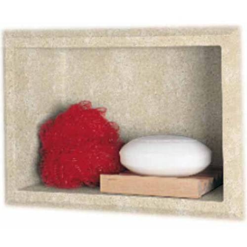 Swan AS-1075-010 Shower Wall Shelf, Available in Various Colors
