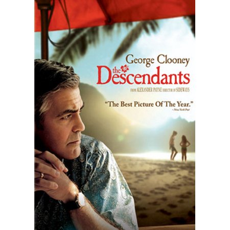 The Descendants (DVD) - The Decendents
