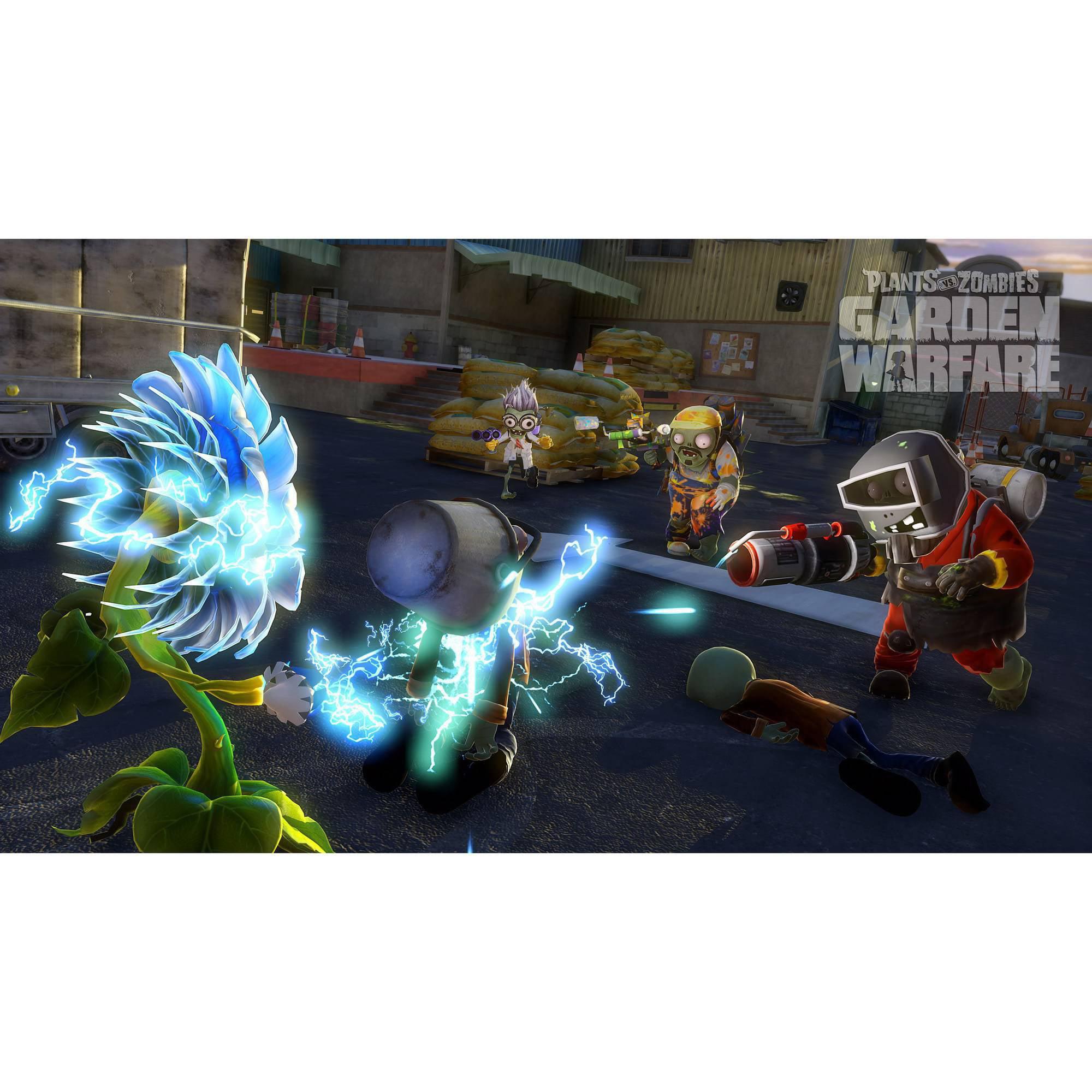 Plants Vs Zombies Garden Warfare For Xbox One Microsoft