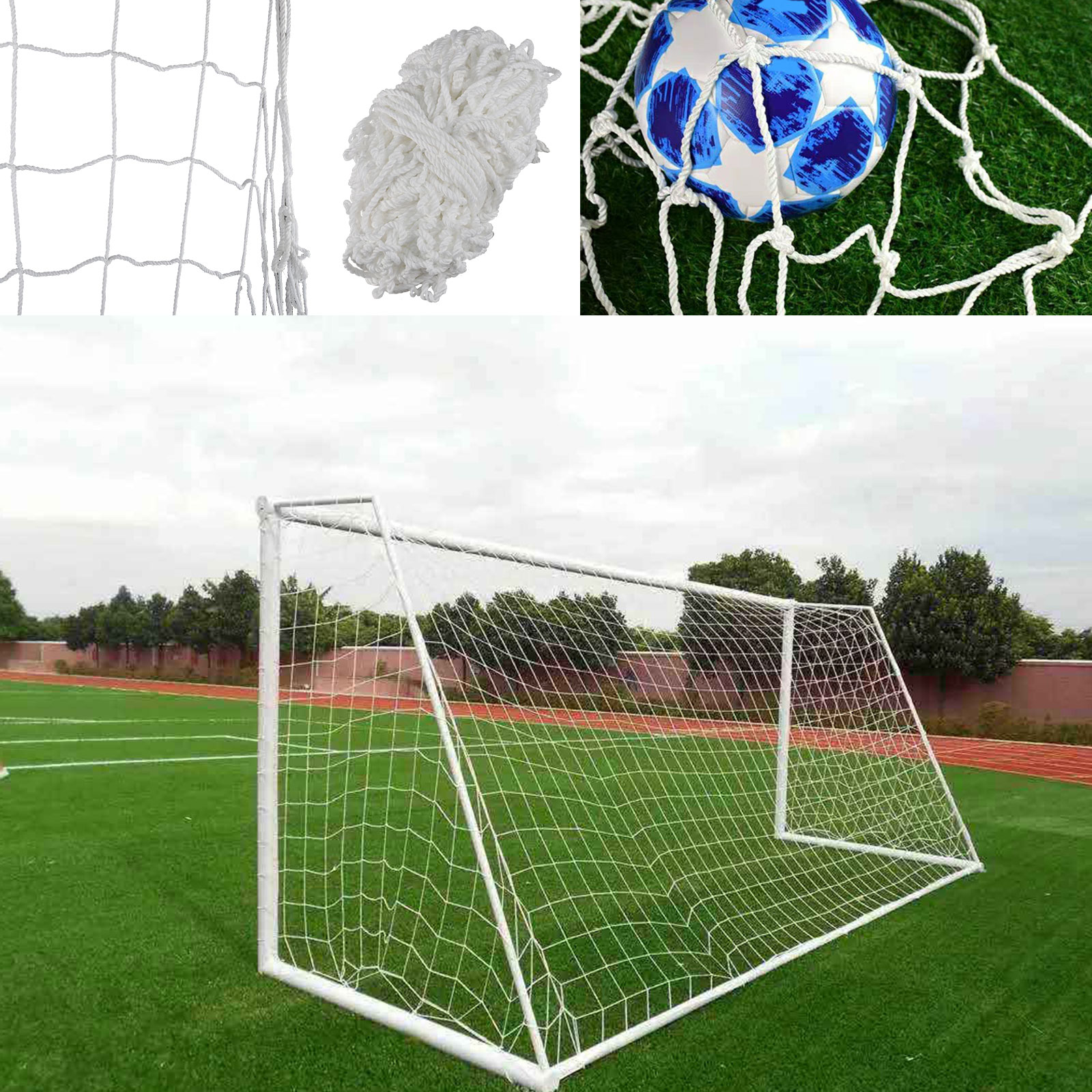 EEEKit Portable Soccer Goal with Weighted Base - Ultra ...