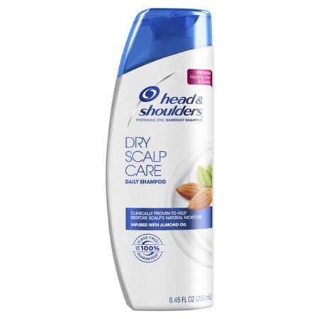 Head and Shoulders Dry Scalp Care Daily-Use Anti-Dandruff Shampoo, 8.45 fl (Best Way To Get Rid Of Dry Scalp)
