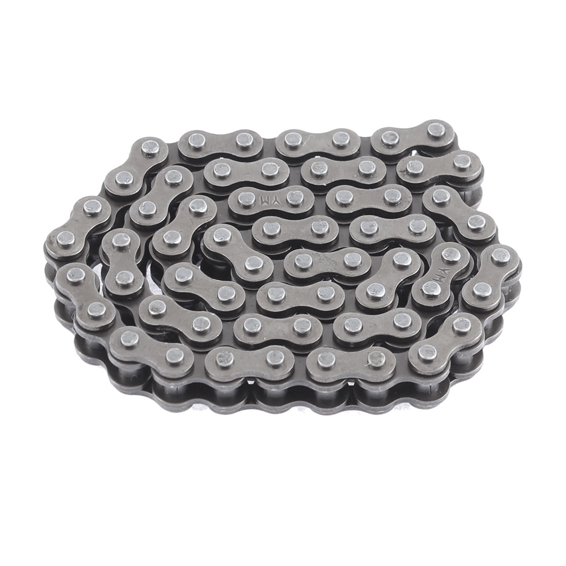 40cm Girth 62 Links O-Ringroller Drive Timing Chain Dark Gray for Motorcycle