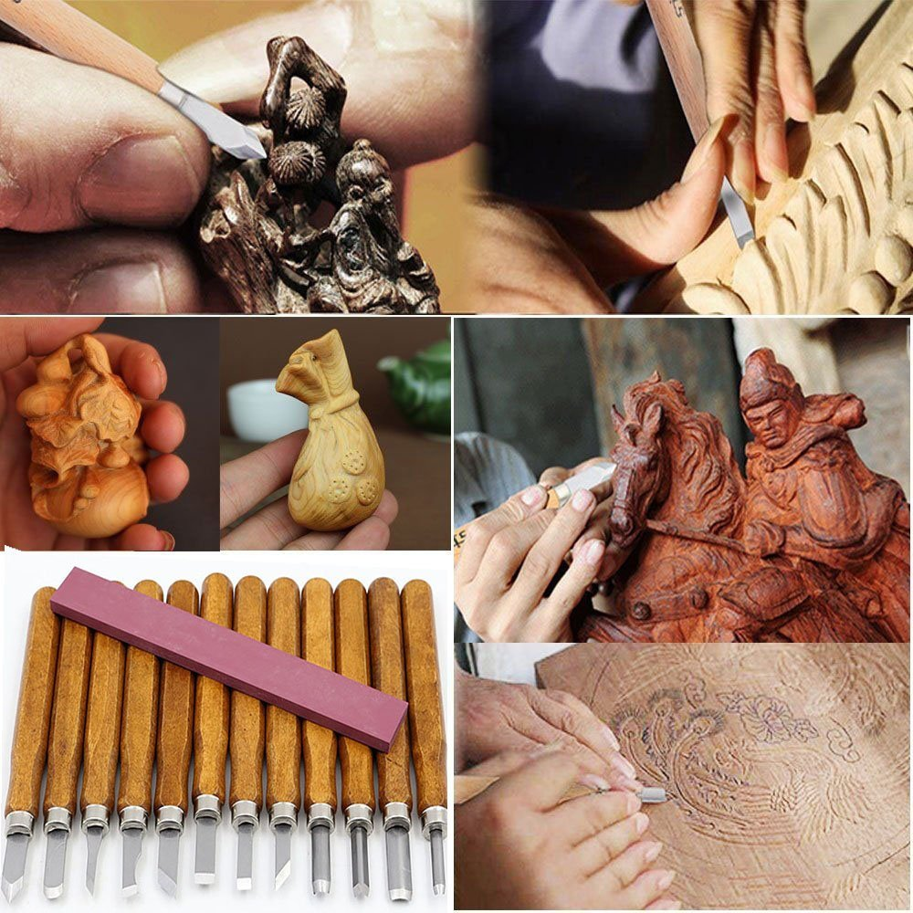 wood carving starter kits