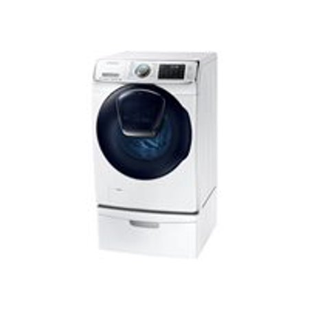 Samsung WF50K7500AW - Washing machine - freestanding - width: 27 in - depth: 34 in - height: 38.7 in - front loading - 5 cu. ft - 1300 rpm - white