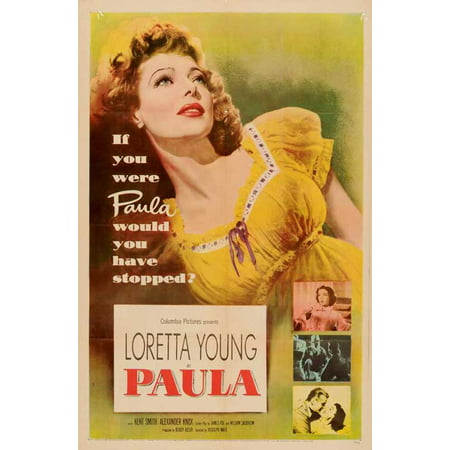 Paula POSTER Movie B Mini Promo