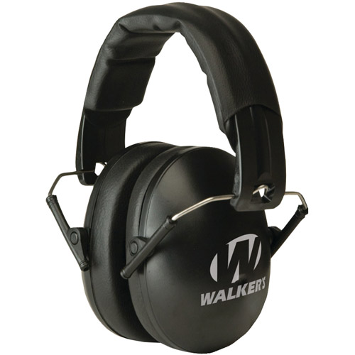 Walkers Youth and Women's Folding Muff, Black