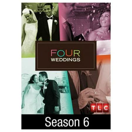 Four Weddings And Fist Pumping Season 6 Ep 9 2012