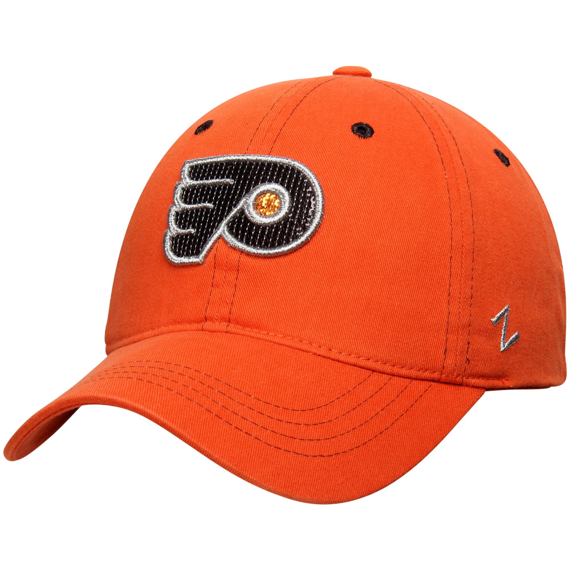 Philadelphia Flyers Zephyr Women's Relish Adjustable Hat - Orange - OSFA