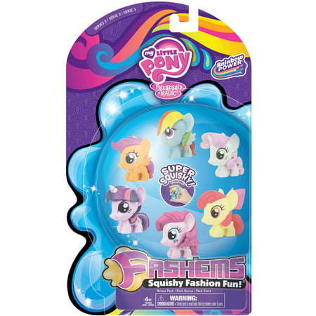 MLP Value Pack Mash'ems