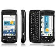 LG Ally VS740 - Black (Verizon) Cellular Phone  Manufacturer refurbished