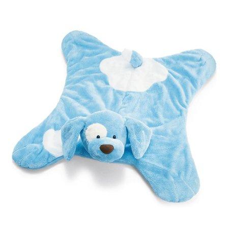 Gund Baby Gund Spunky Comfy Cozy Puppy Blue