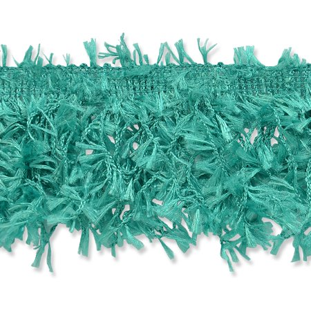 (Expo 5 yards of Jenny Hairy Gimp Fringe Trim)