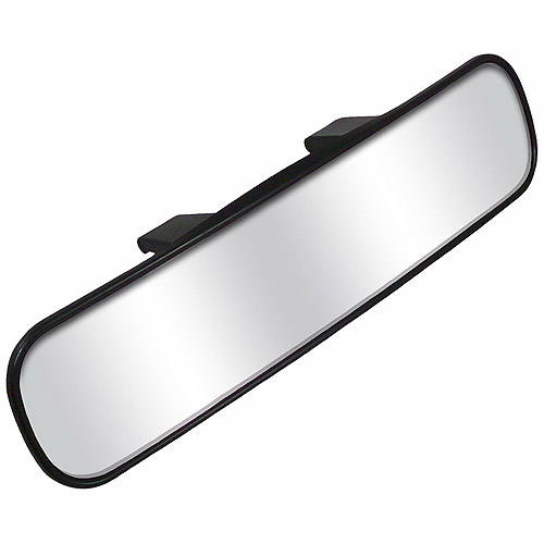 """CIPA 34000 Panoramic 11.75"""" Clip-On Style Rearview Mirror"""