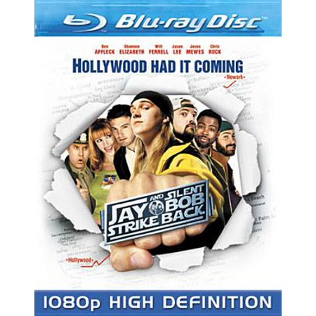 JAY AND SILENT BOB STRIKE BACK [BLU-RAY] [] [1 DISC]