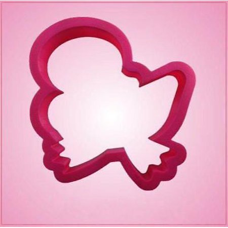Pink Rubber Ducky Shy Cookie Cutter ()