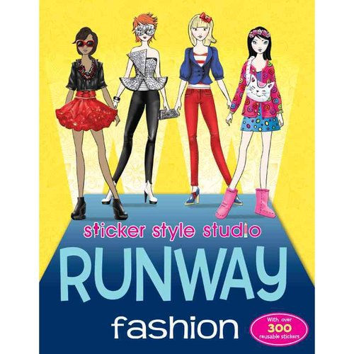 Sticker Style Studio Runway Fashion
